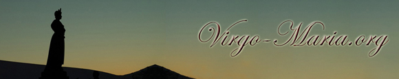Le BLOG de Virgo-Maria