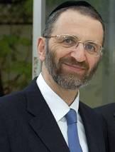 Le Grand Rabbin Gilles Bernheim