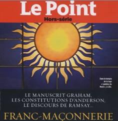 LE POINT Hors-série sur la Franc-Maçonnerie