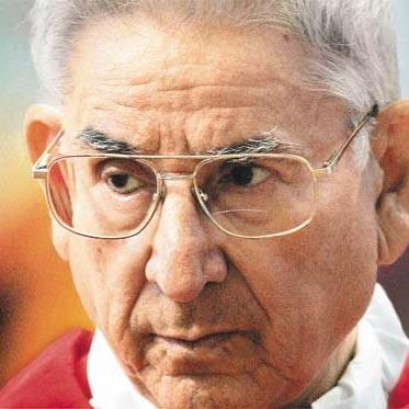 Le 'cardinal' Castrillón Hoyos