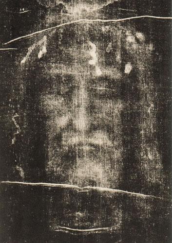 Linceul, la Sainte Face