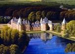 Château de Canisy (Normandie)